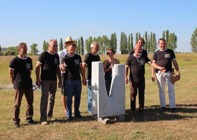 II Transcarpathian International Sculpture symposium